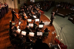 David Bolin and the FBC Orchestra  - Courtesy of David Bolin